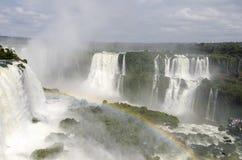 Waterval Iguacu Royalty-vrije Stock Foto's