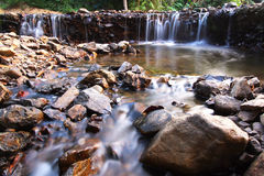 Waterval Kaeng Krachan, Thailand royalty-vrije stock foto's