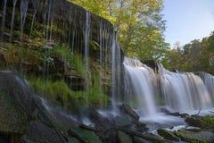 Waterval in Keila Joa Royalty-vrije Stock Fotografie