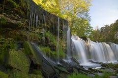 Waterval in Keila Joa Royalty-vrije Stock Foto's