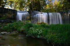 Waterval in Keila Joa Royalty-vrije Stock Afbeeldingen
