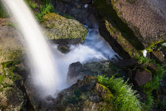 Waterval in Keila Joa Royalty-vrije Stock Foto