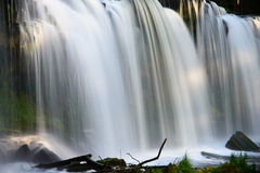 Waterval in Keila Joa Royalty-vrije Stock Afbeelding