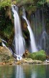 Waterval Kravice Royalty-vrije Stock Afbeeldingen