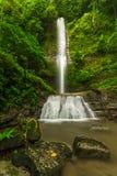 Waterval in Mentawai Royalty-vrije Stock Afbeeldingen