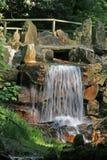 Waterval in Nedersaksen, Duitsland Royalty-vrije Stock Afbeelding