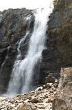 Waterval Pirenopolis - Goias - Brazilië Royalty-vrije Stock Afbeelding