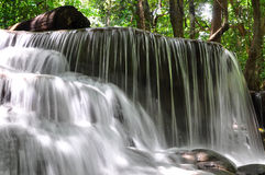 Waterval, Thailand Royalty-vrije Stock Fotografie