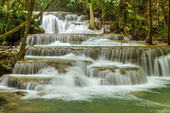 Waterval in Thailand Stock Fotografie