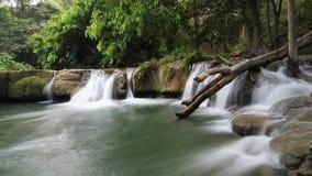 Waterval in Thailand Royalty-vrije Stock Afbeeldingen