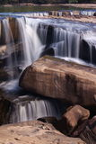 Waterval in Thailand stock fotografie