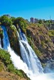 Waterval in Turkije Stock Foto