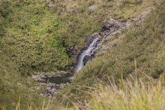 Waterval van Aiuruoca stock afbeeldingen
