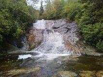 Waterval van de bodem stock afbeelding