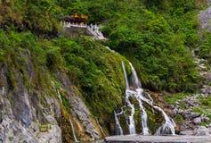 Waterval van het Taroko de Nationale Park Royalty-vrije Stock Fotografie