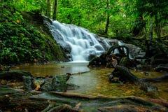 Waterval van phang-nga Stock Afbeeldingen