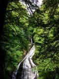 Waterval in Vermont royalty-vrije stock fotografie