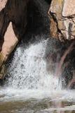 Waterval Vrij Opspringen royalty-vrije stock foto's