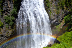 Waterval in Washington State Royalty-vrije Stock Afbeeldingen