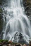 Waterval in zuiden van Thailand Stock Foto