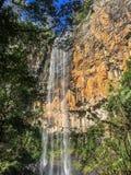 Watervalbovenkant Stock Foto