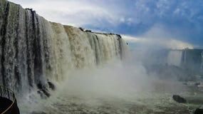 Watervallen stock foto's