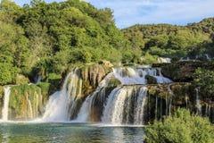 Watervallen Royalty-vrije Stock Foto's