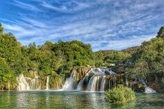 Watervallen Royalty-vrije Stock Fotografie