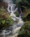 Watervallen in Ierland Royalty-vrije Stock Afbeeldingen