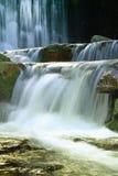 Watervallen in Karpacz Royalty-vrije Stock Afbeelding
