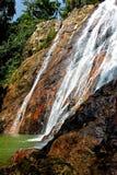 Watervallen op Koh Samui Stock Afbeeldingen