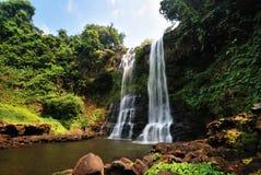 Watervallen tad-Yueng Stock Afbeeldingen