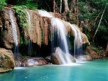 Watervallen in Thailand Royalty-vrije Stock Foto's