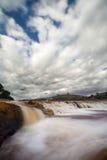 Watervallen van Rio Tinto Royalty-vrije Stock Fotografie
