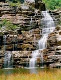 Watervallen in Zuid-Afrika Stock Foto