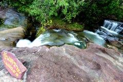 Watervalparadijs Royalty-vrije Stock Fotografie