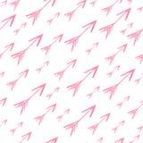 Waterverf abstract naadloos patroon Ideaal voor achtergronden, Wal royalty-vrije illustratie