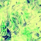 Waterverf etnisch naadloos patroon Royalty-vrije Stock Fotografie
