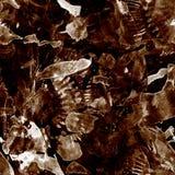 Waterverf etnisch naadloos patroon Royalty-vrije Stock Foto