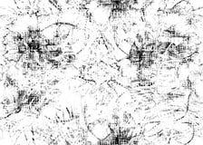 Waterverf geometrisch patroon stock illustratie