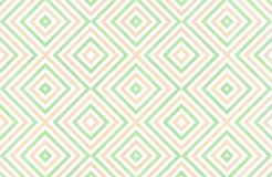 Waterverf geometrisch patroon Stock Foto's