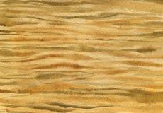 Waterverf houten textuur Stock Foto