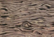 Waterverf houten textuur Stock Foto's