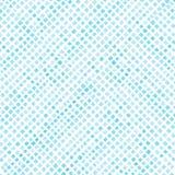 Waterverfachtergrond met blauwe rechthoeken vector illustratie