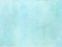 Waterverfachtergrond met document textuur Royalty-vrije Stock Afbeeldingen