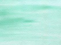 Waterverfachtergrond met document textuur Stock Afbeelding