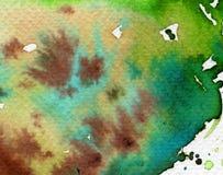 Waterverfachtergrond voor websites Stock Fotografie