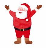 Waterverfillustratie van Santa Claus Royalty-vrije Stock Fotografie