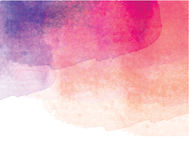 Waterverfroze Om te ontwerpen en decorachtergronden, banners, vliegers Royalty-vrije Stock Foto