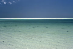 Waterverven, Zanzibar royalty-vrije stock fotografie